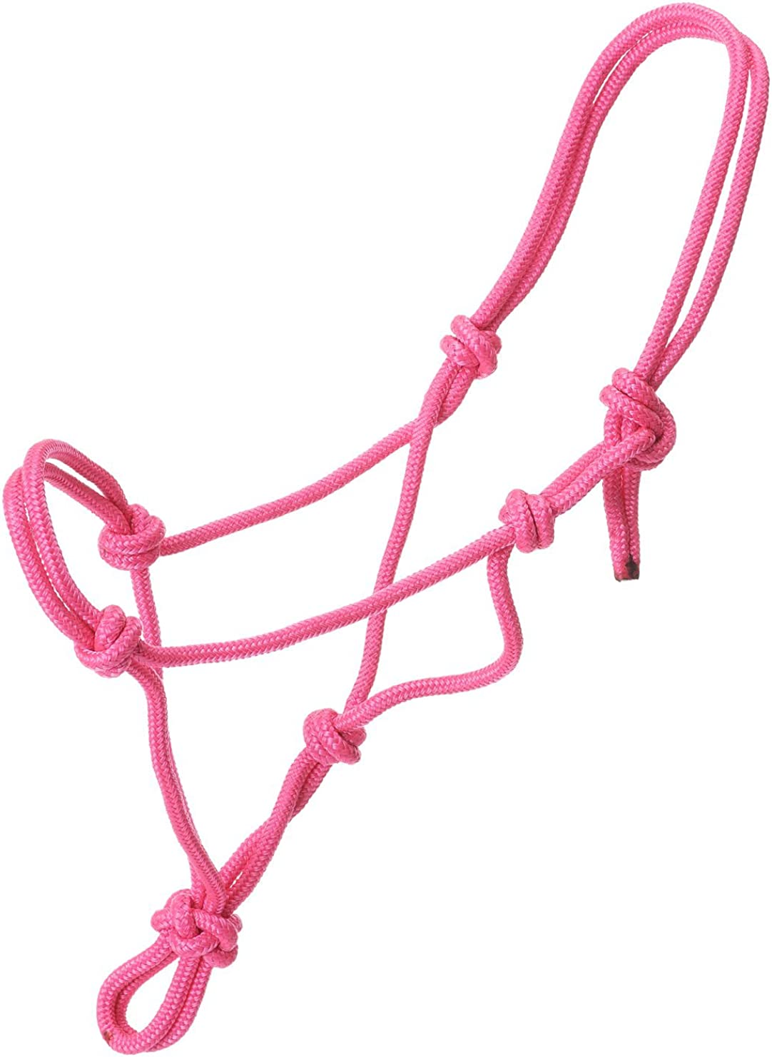 Tough-1 Miniature Poly Rope Tied Halter