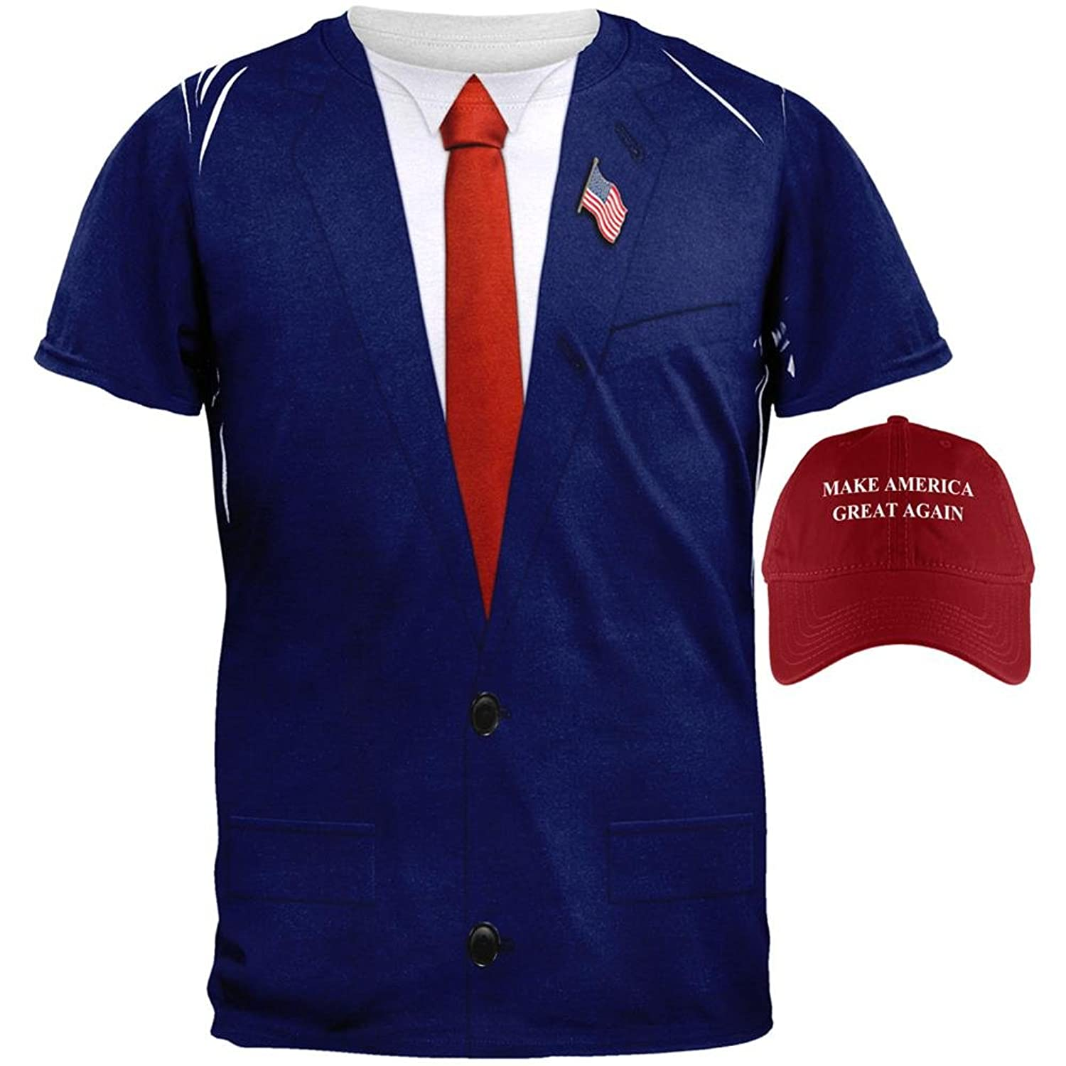 Shirt And Hat Bundle