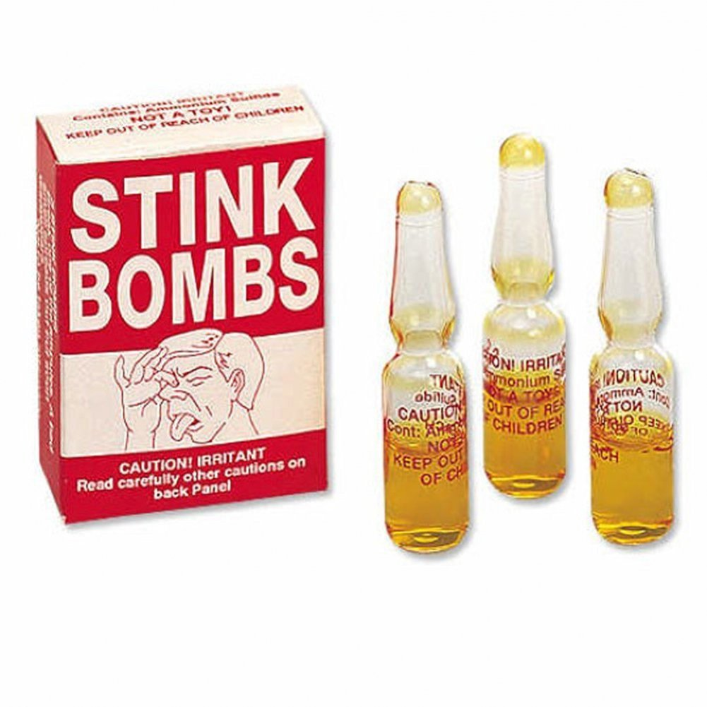 Loftus International Stink Bombs (12 Pack - 36 Vials)
