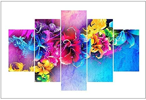 5D DIY Full Diamond Painting Cross Stitch Craft Kit Embroidery Home Wall Decor