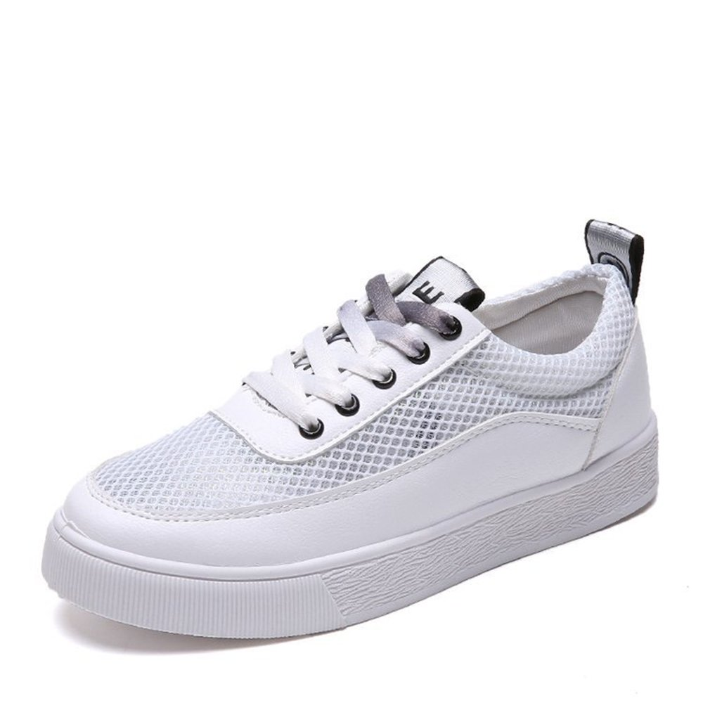 MIKA HOM Breathable Sneakers Mesh Shoes Women Casual Lightweight Walking Shoes