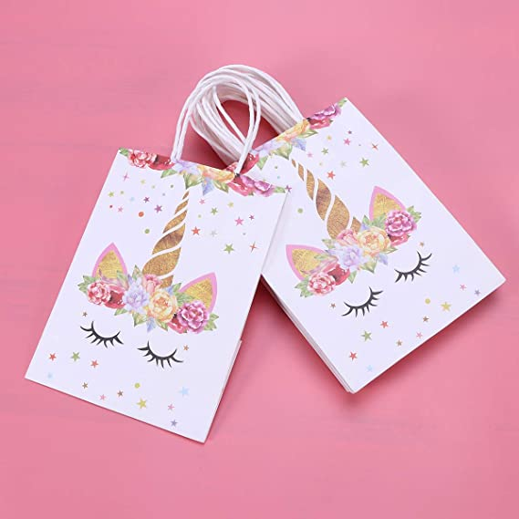 Amazon.com: STOBOK 12 Pcs Unicorn Paper Candy Box Wedding Delicate Candy Boxes Chocolate Gift Treat Boxes Wedding Party Favor (2): Home & Kitchen