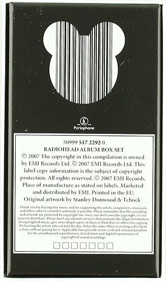 Radiohead Album Boxset: Radiohead: Amazon.es: Música