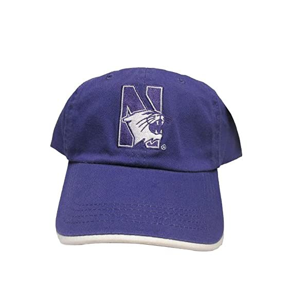 quality design bd13d 8d63a ... shop northwestern university wildcats purple college team strap back hat  cap 69431 1c592 greece mens top of the world ...