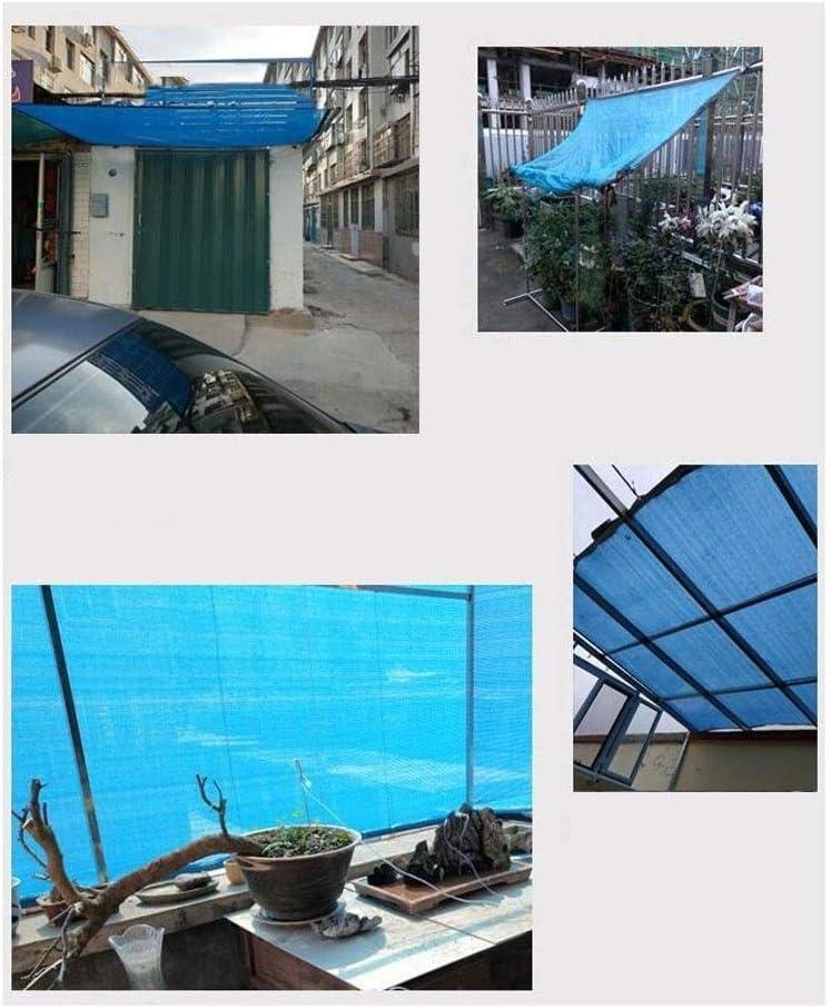 Lona de jardín impermeable 85% de bloqueador solar, lona azul ...