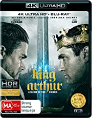 King Arthur: Legend of the Sword   (4K Ultra HD)