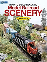 One of model railroading's best-known scenery modelers offers new techniques for adding realism to a layout of any size or scale. Featuring today's newest products and equipment, this third edition of one of Kalmbach's top-sellers will attrac...