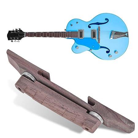 Puente de Guitarra, GO106 Ajustable, para Guitarra de Jazz ...