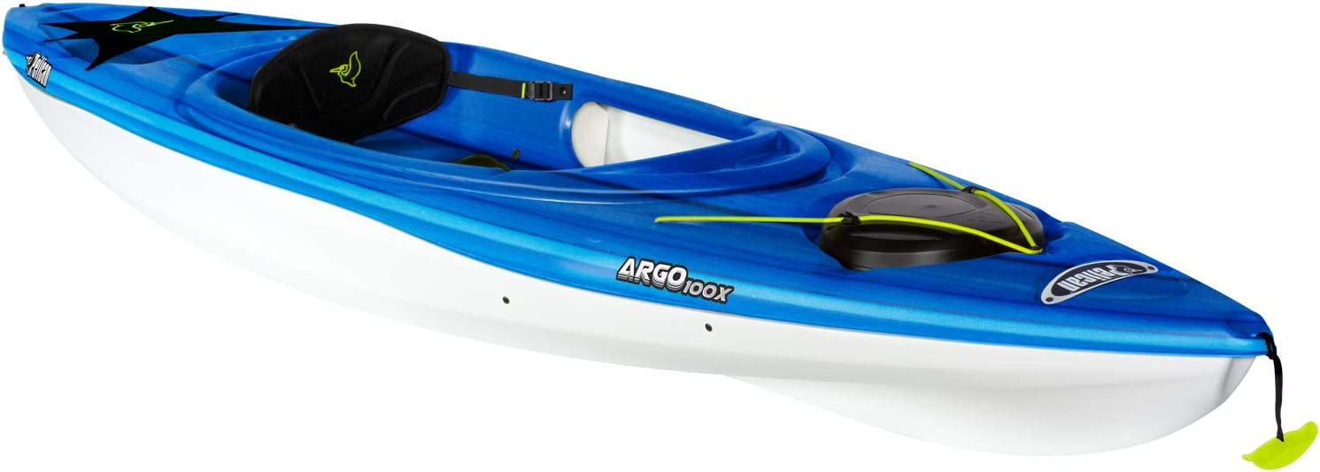 Pelican Sit-in Kayak 10-Foot Lightweight Kayak