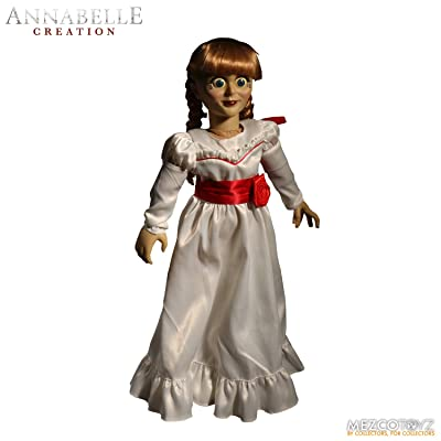 Mezco The Conjuring: Annabelle Creation Doll: Toys & Games