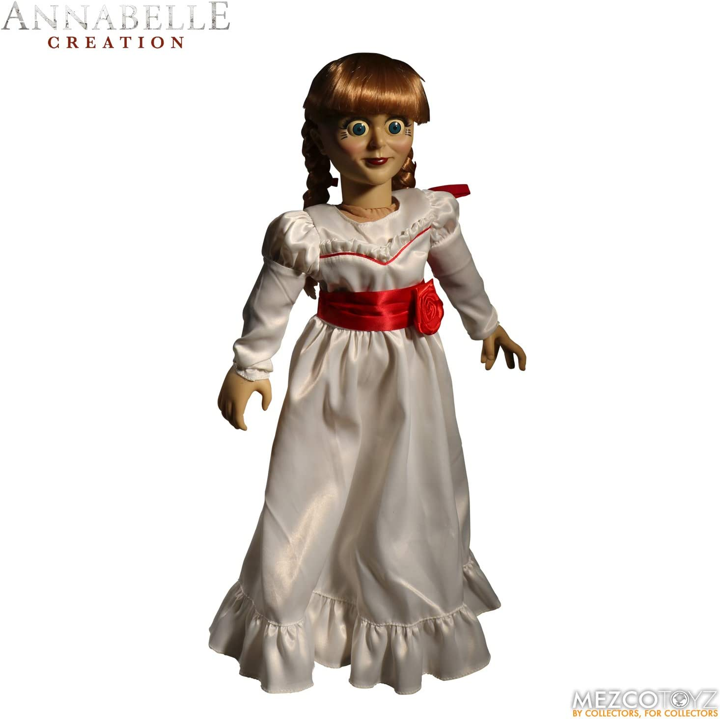 Amazon.es: Mezco Muñeca Annabelle 46 cm. Annabelle: Creation Toyz ...