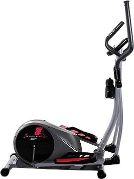 Sportstech CX610 - Bicicleta elíptica profesional con control a ...