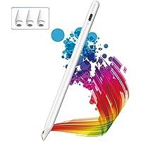 Lápiz para iPad 2018-2021, KINGONE Stylus Pen con Rechazo de Palma, iPad Pencil【Sin Demora/Detección de Inclinación】para…