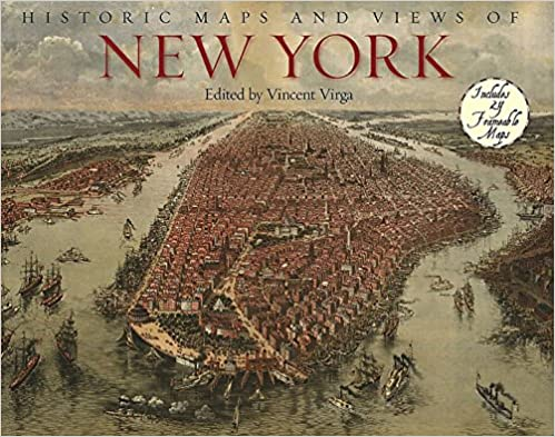 Descargar Historic Maps And Views Of New York PDF Gratis