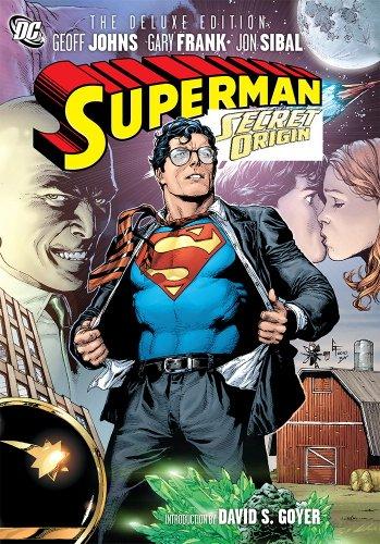 Superman: Secret Origin by DC Comics