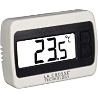 La Crosse Technology Ws7002whi-gre Station de température–Blanc