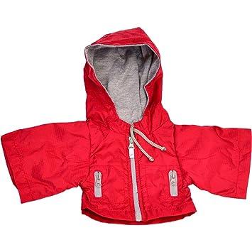 Living Puppets rote Jacke für menschliche Handpuppen 45 cm