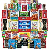 Vegan Snack Assortment By Skyline Snack Company | Food, Fun, Variety | Ship Care Package To Friends and Family, Military, College