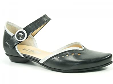 the latest 15298 9ba26 Fidji Schuhe Damen Sandalen Ballerinas G964