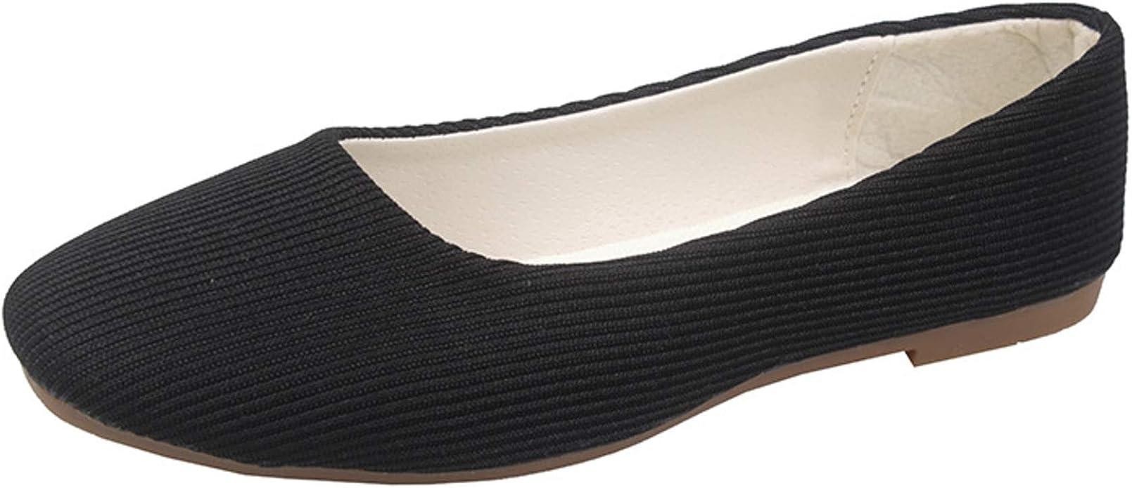 Women Ballet Flats - Womens Slip