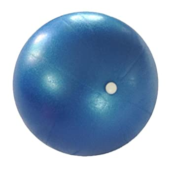 Gymnastikball Fitnessball COLORFUL 25cm /Übung Fitness Gymnastik Smooth Yoga Ball