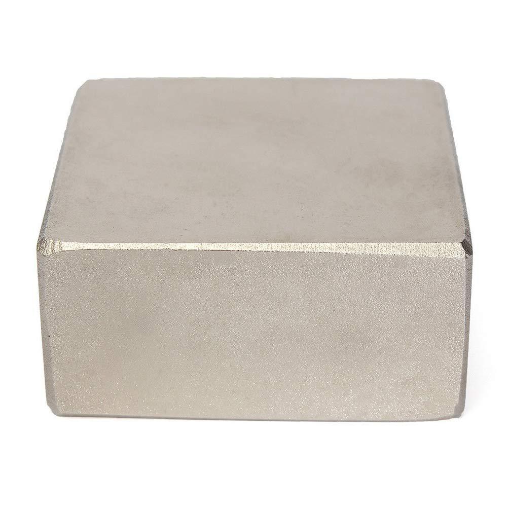 WOVELOT 36x36x16MM Big Neodymium Square Block Rare Earth Magnet Strongest N52 Grade