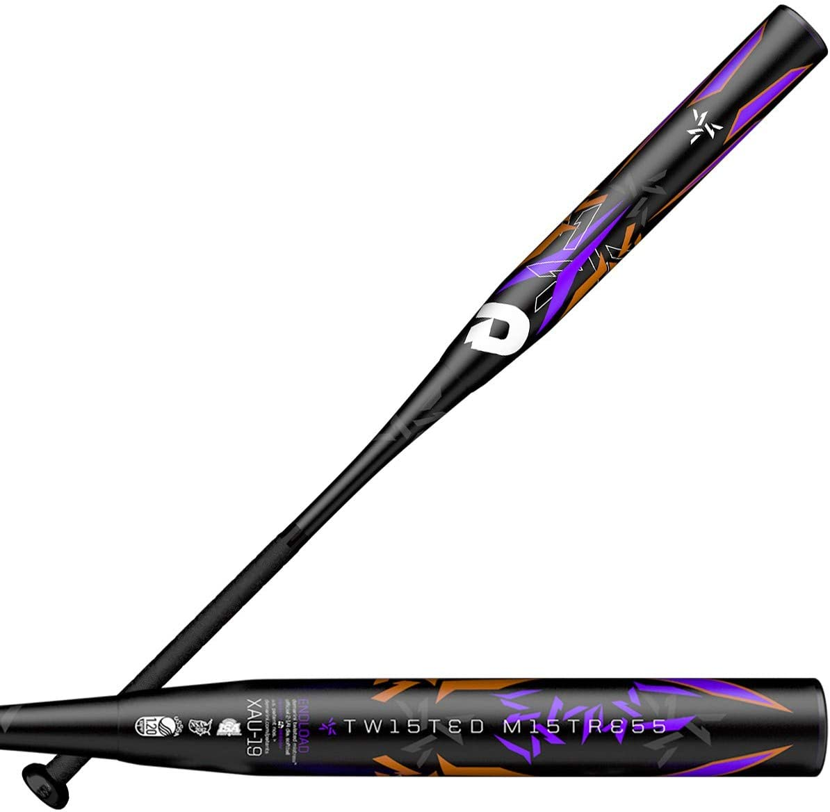 WTDXXAU-19 2019 DeMarini Twisted Mistress USSSA Slowpitch Softball Bat