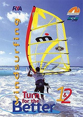 Windsurfing Turn For The Better [DVD]: Amazon co uk: DVD