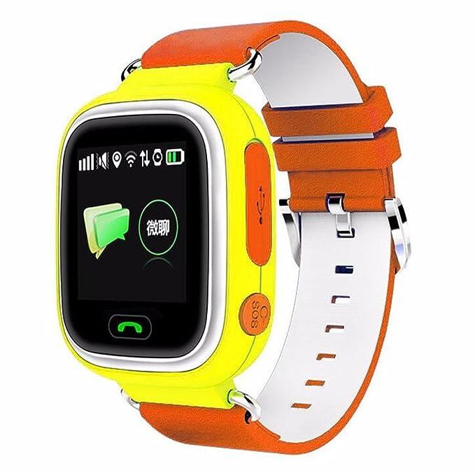 Q90 Smartwatch GPS/gsm/GPRS - Reloj de Pulsera para niños ...