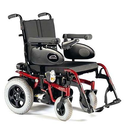 Sunrise Medical Quickie Tango 6 km/h, Rojo, Eléctrico de silla, incluye