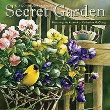 Secret Garden 2016 Square 12x12 Wall Calendar