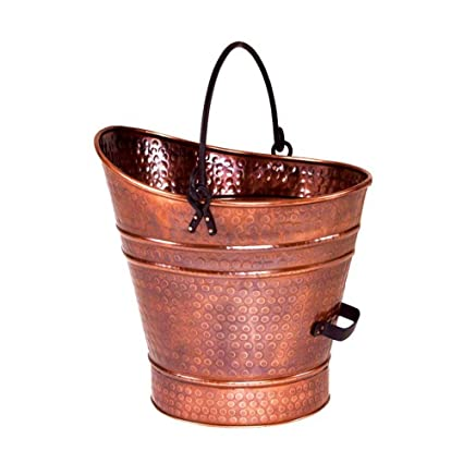 amazon com bs firewood carrier copper wood holders rack basket rh amazon com