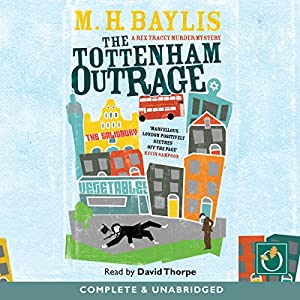 The Tottenham Outrage Audiobook