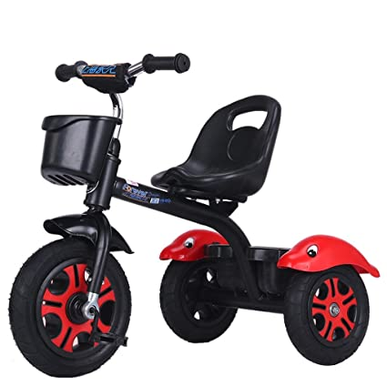 Li Jing Firm Childrens bicycles stylish baby bicycles boys and girls three-wheeled bicycles 1-3-5-2-6-year-old baby bicycles outdoor outings childrens ...