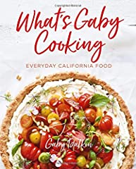 """In What's Gaby Cooking Everyday California, Gaby Dalkin shares more than 125 of her favorite simple and fresh recipes and offers a glimpse into what it's like to """"go coastal."""" It's about always having something tasty to eat, thanks to ..."""