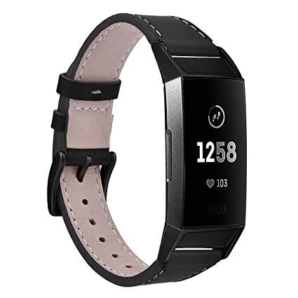 Amazon com : VIGOSS Compatible Fitbit Charge 3 Bands Women