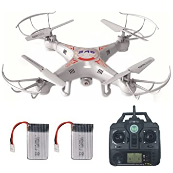 RC Drone With HD Camera LAMASTON X5C 1 Remote Control Toy Helicopter Quadcopter