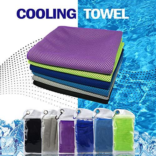 Cooling Towel for Neck 4&6 Pack Bulk