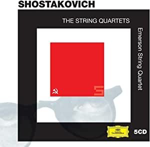 Shostakovich String Quartets Complete