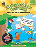 Summertime Learning PreK, Teacher Created Resources Staff, 1420688391