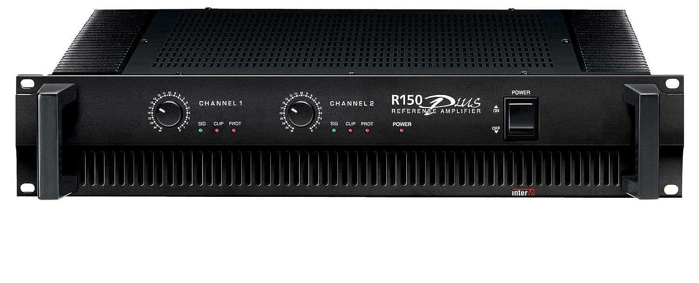 R-150 Plus de amplificador de potencia Inter-m: Amazon.es: Industria, empresas y ciencia