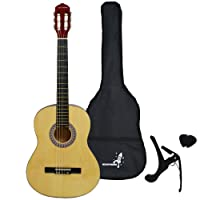 Rocket Full Size Classical Guitar Starter Pack