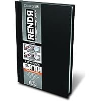 "Crescent Creative Products RENDR Hardbound Sketchbook, 12-00010, Original Version, 5.5"" x 8.5"""