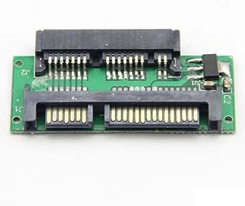 """GAOHOU 1.8""""SATA Micro SSD HDD Disco Duro Convertir a 2.5"""