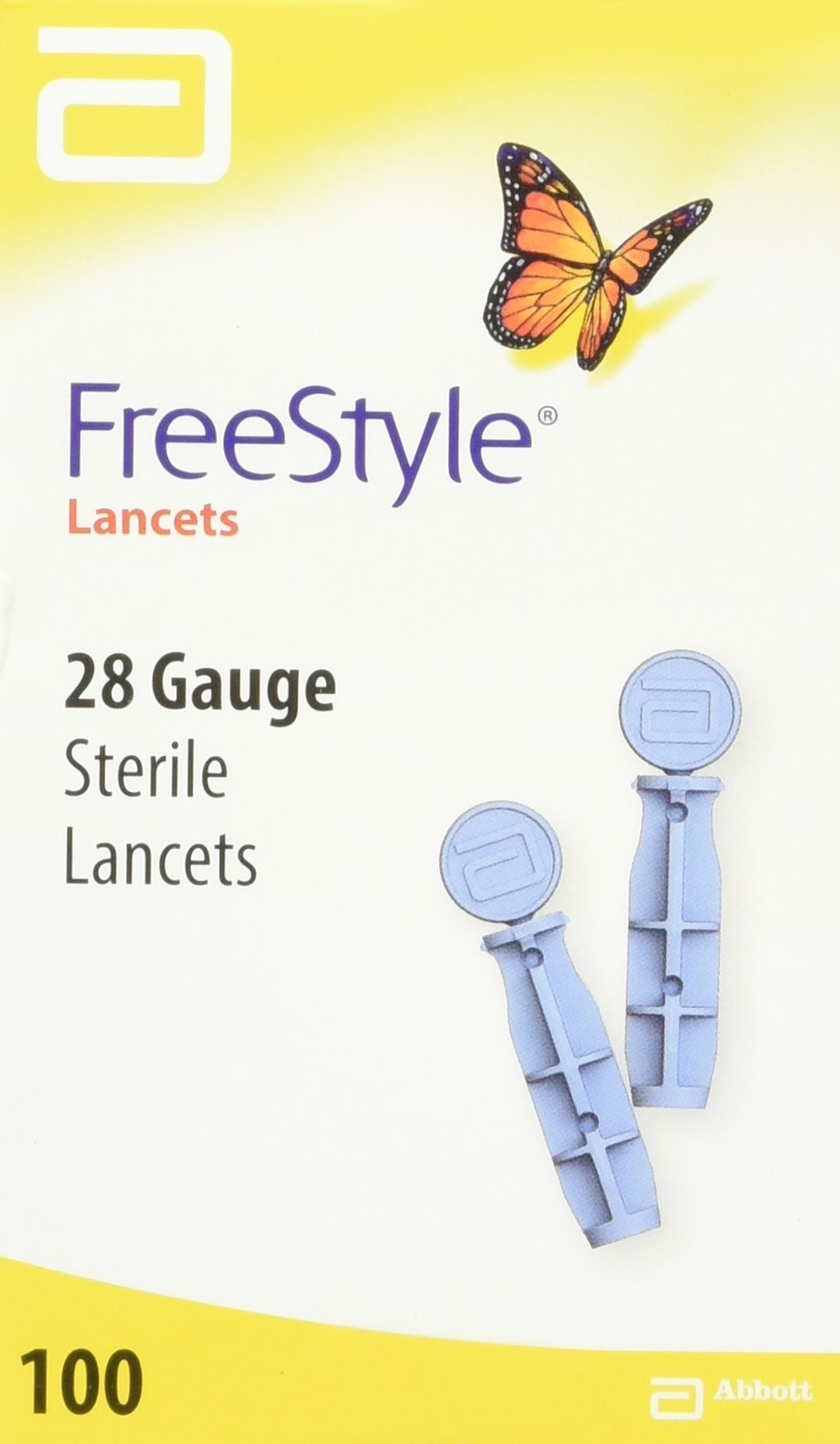 Freestyle Lancets 28G (100)