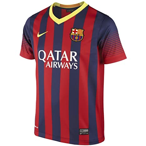 6f45d49bd92 Buy Nike FCB SS Home Repl Jersey, XXX-Large Online at Low Prices in India -  Amazon.in