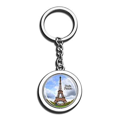 Hqiyaols Souvenir París Torre Eiffel Francia Cristal 3D ...