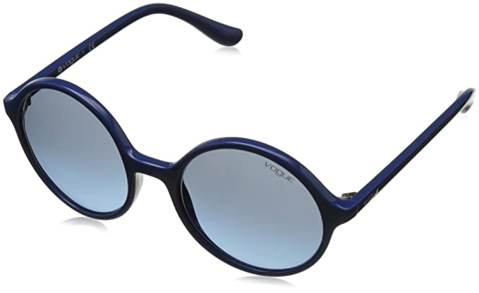 Vogue Eyewear 0VO5036S 23828F 52 Gafas de sol, Azul (Bluette ...