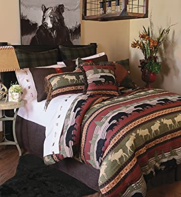 Carstens Ontario Wilderness 5 Piece Bedding Set