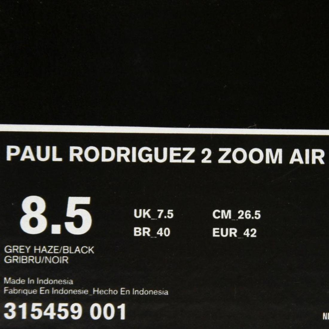 18de994ad24b6 Nike paul rodriguez 2 zoom air style  315459-001 (7.5)  Amazon.ca  Shoes    Handbags